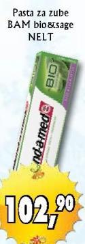 Pasta za zube Sage&eucalyptus