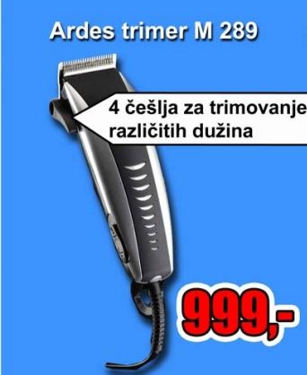Trimer M 289
