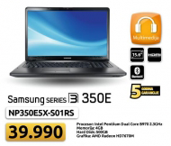 Laptop NP350E5X-S01RS