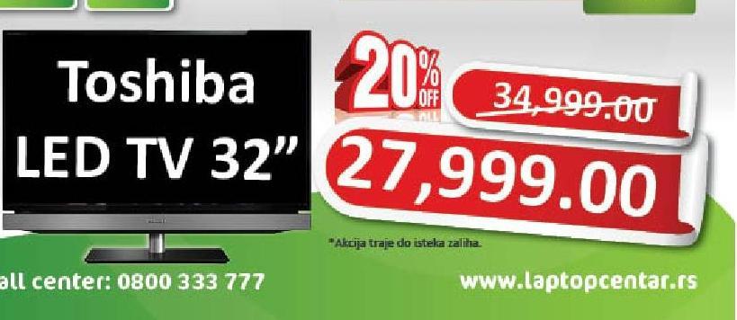 Televizor LED 32P2305 32