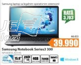 Laptop Series 3 300E - NP300E5E-A01HS