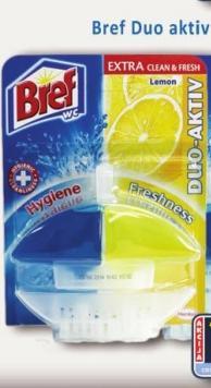 WC osveživač duo active lemon