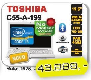 Laptop C55-A-199