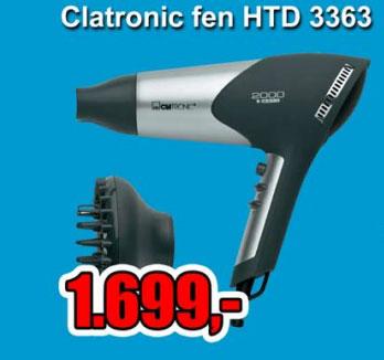 Fen HTD 3363 Sivi