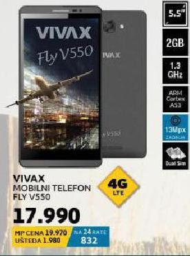 Mobilni telefon FLY V550