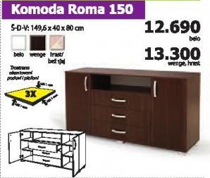 Komoda Roma 150
