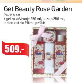 Rose Garden poklon set