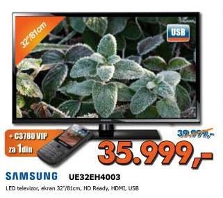 Televizor LED UE32-EH4003