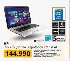 Laptop 17-j110ea Leap Motion SE - E9L17EA