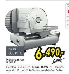 Mesoreznica R506E