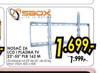 "Nosač za LCD i plazma TV 23""-55"" PLB 162 M"
