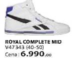 Patike Royal Complete MId Reebok, V47343