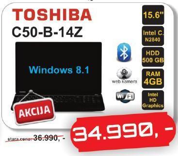 Laptop C50-B-14Z