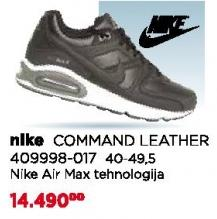 Patike Command Leather