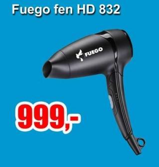 Fen za kosu  HD 832