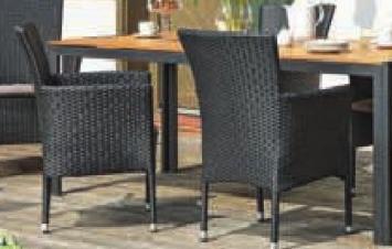 Baštenska stolica Corona