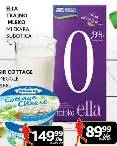 Dugotrajno mleko 0,9% mm