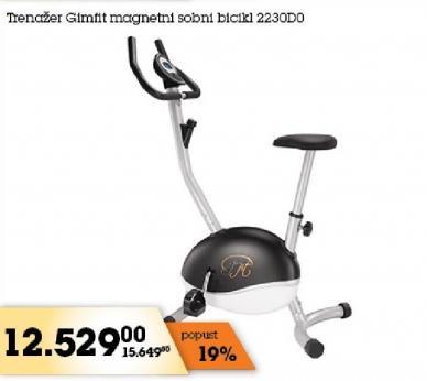 Trenažer Gimfit magnetnl sobni bicikl 2230d0