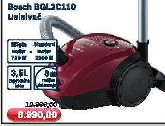 Usisivač Bgl2c110