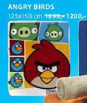 Ćebe Angry Birds