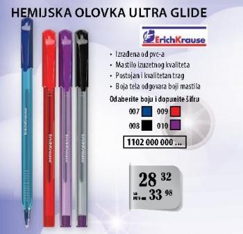 Hemijska olovka Ultra Glide