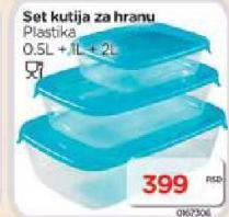Kutije za hranu