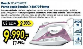 Parna pegla Sensixx'x Da70 i-Temp Tda702821I