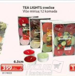 Tea Lights svećice