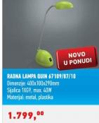 Radna lampa 67109/87/10