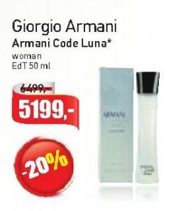 Toaletna voda Armani Code Luna