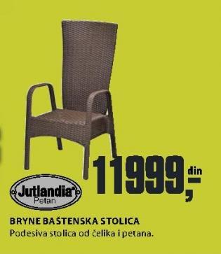 Baštenski stolica BRYNE