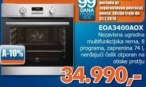 Ugradna Rerna Eoa3400Aox