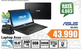 Laptop X552CL