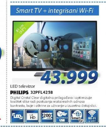 Televizor 32PFL4258H/12