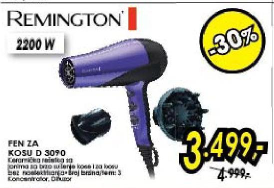 Fen za kosu D3090