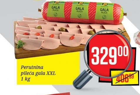Gala pileća salama