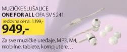 Slušalice OFA SV5241