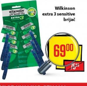 Brijač Extra 3 Sensitive