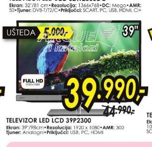 Televizor LED 39P2300