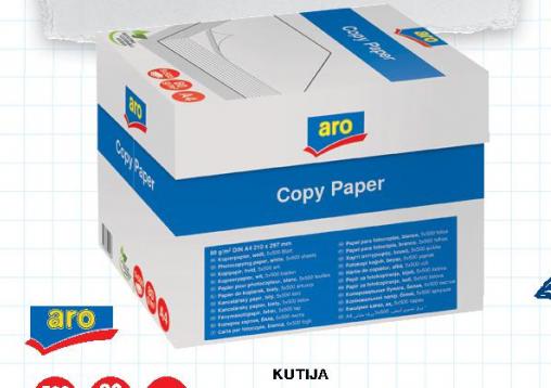 Fotokopir papir