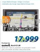 GPS Navigacija Nuvi 42 LM