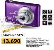 Fotoaparat ST72
