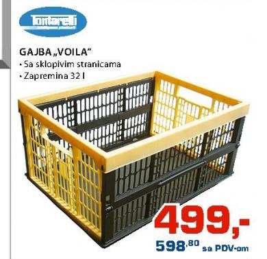 Gajba ''Voila''