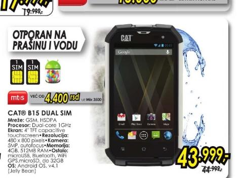 Mobilni telefon B15