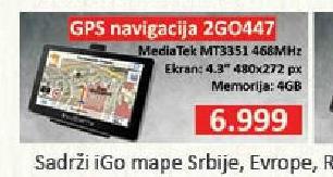 Navigacija 2GO447