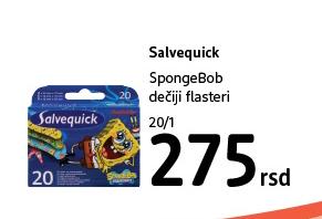 SpongeBob dečiji flasteri