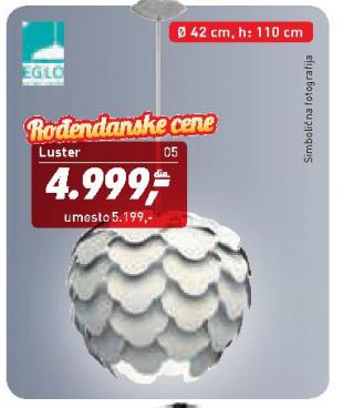 Luster Filetta