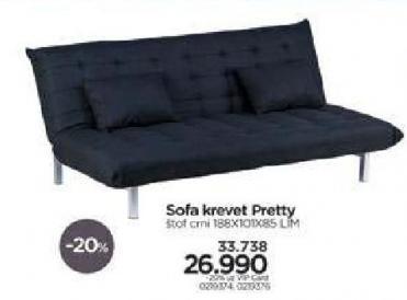 Sofa krevet Pretty
