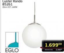 Luster Rondo 85261