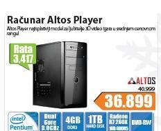 Računar Altos Player